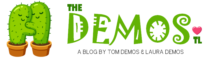 The Demos Blog – The Tom Demos & Laura Demos Blog