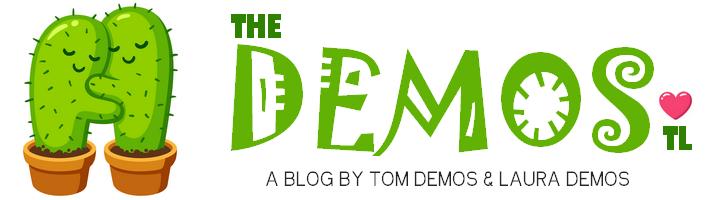 The Demos Blog – The Tom Demos & Laura Demos Blog